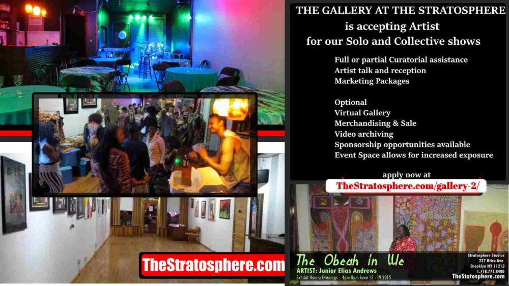 The Gallery at the stratosphere
